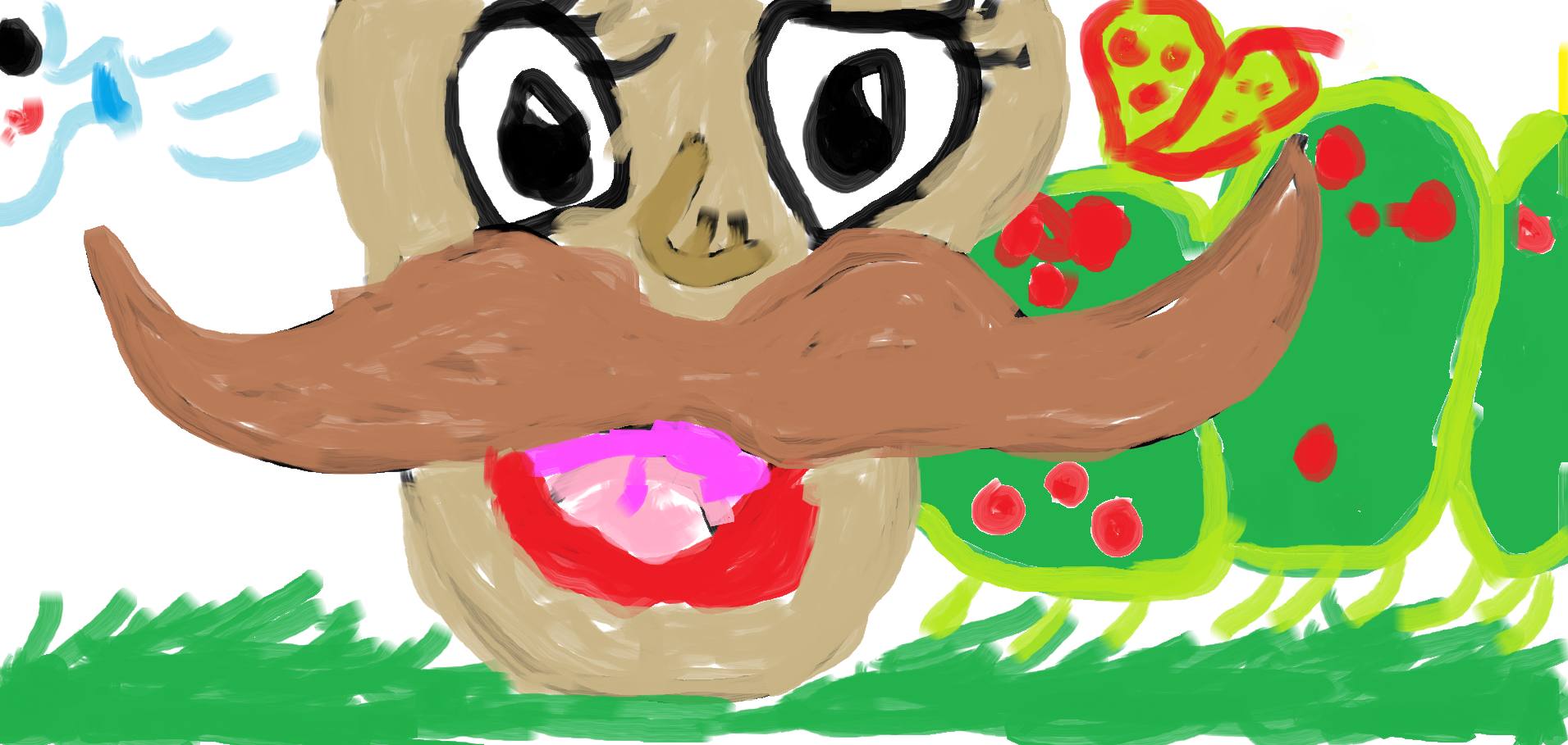 Caterpi Moustache