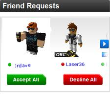 Your friend joined