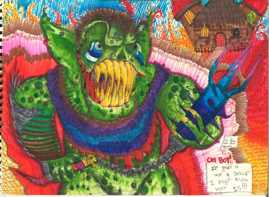 The Magic Goblin