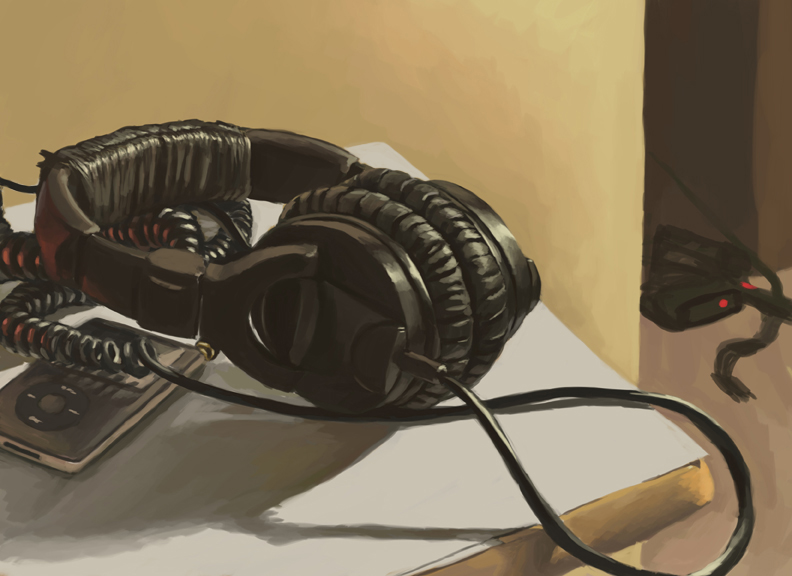 Still Life, HeadPhones
