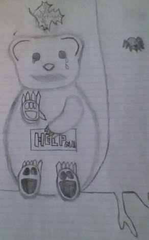 Emo Bear