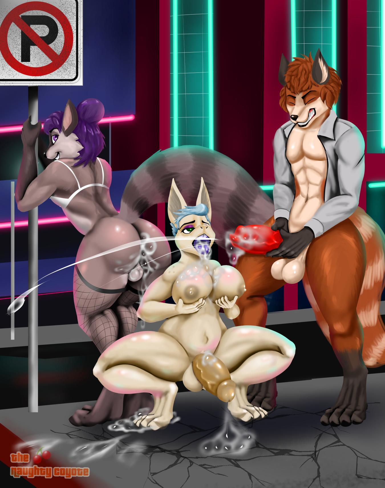 furry orgy