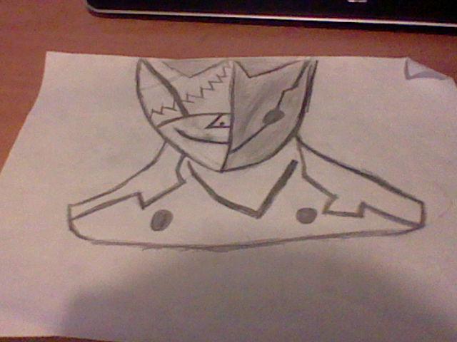 Fox Hound cyber ninja