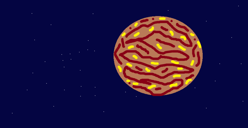 The Poopoo Planet