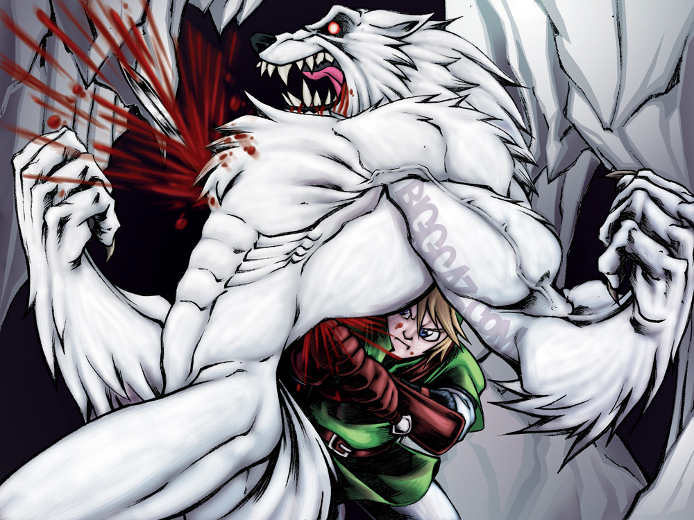 Against the Wolfos