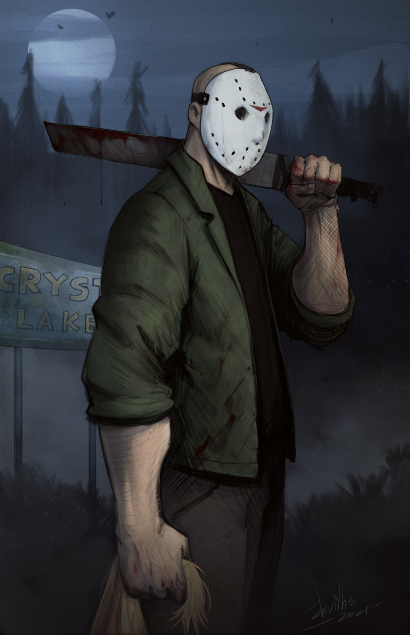 Friday, The 13th