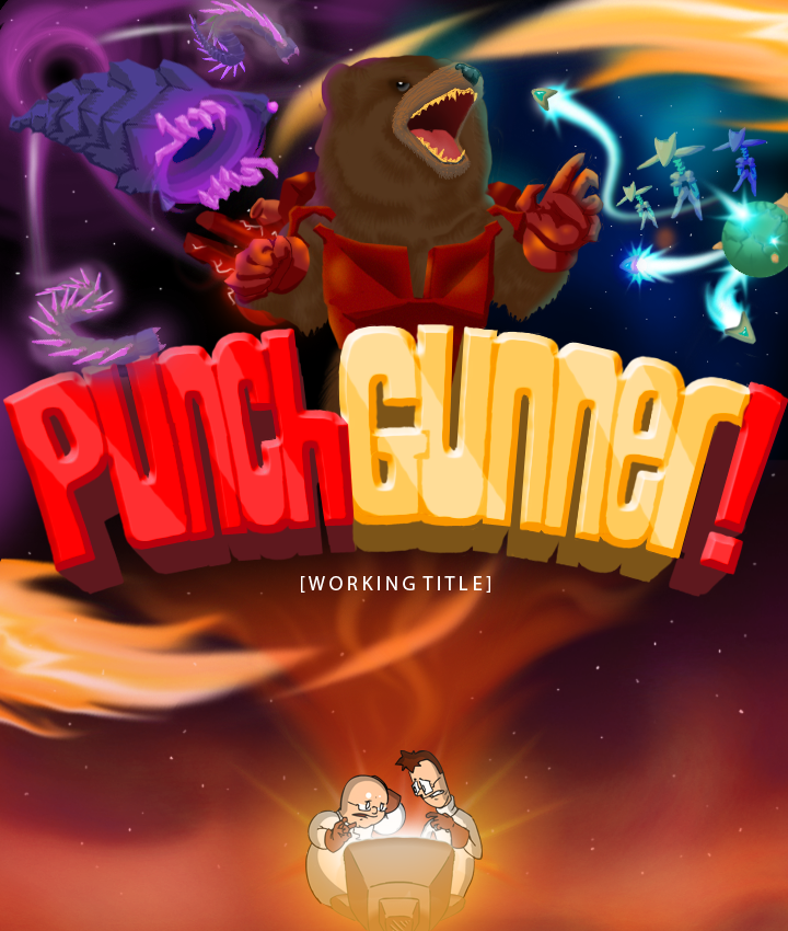 PUNCHgunner! [working title]
