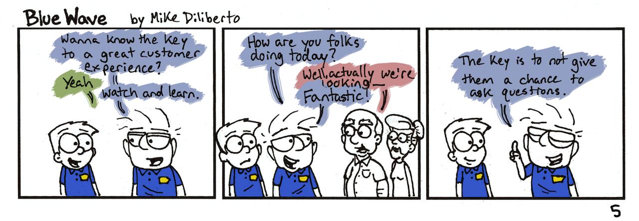 Blue Wave: The Key