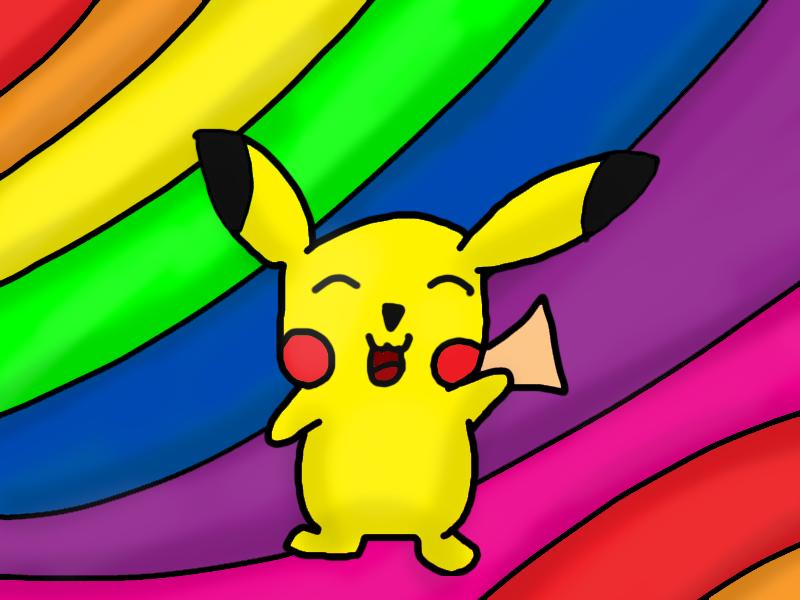 Pikachu Wave!