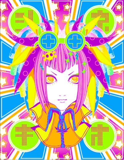 Gel Rave (clr ver.)