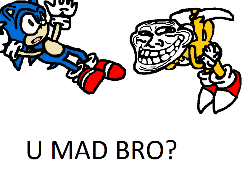 Tails the Troll