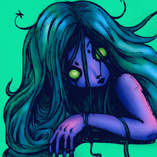 Emo doll
