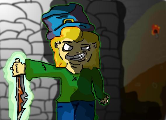 Sneakin' Round the Dungeon