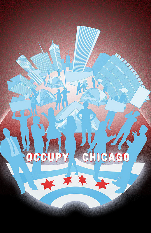 Occupy Chicago 02