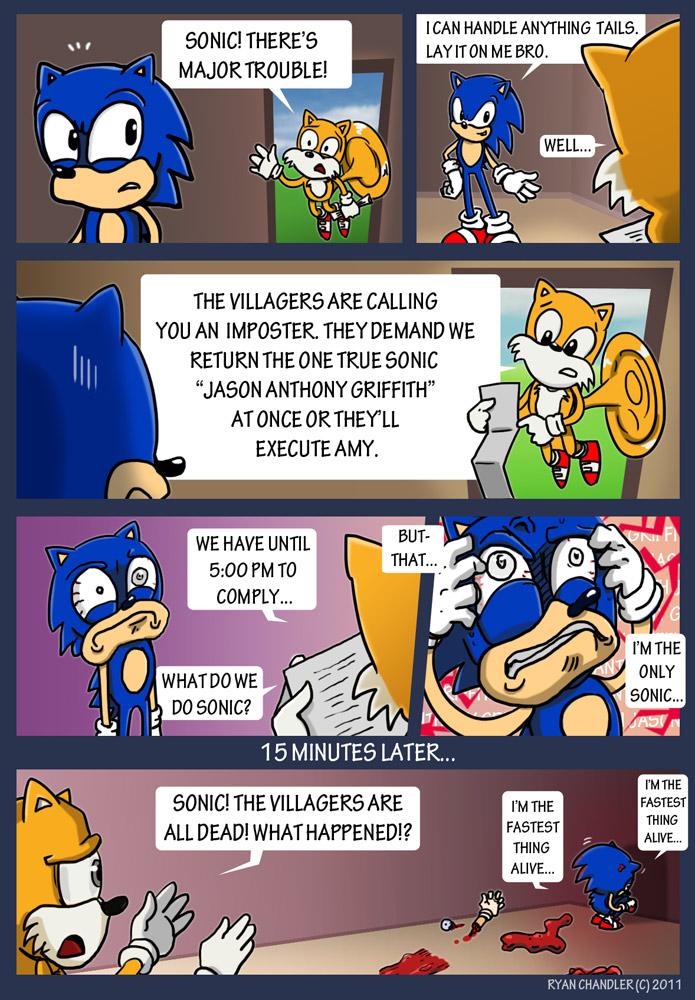 Sonic no Comprende