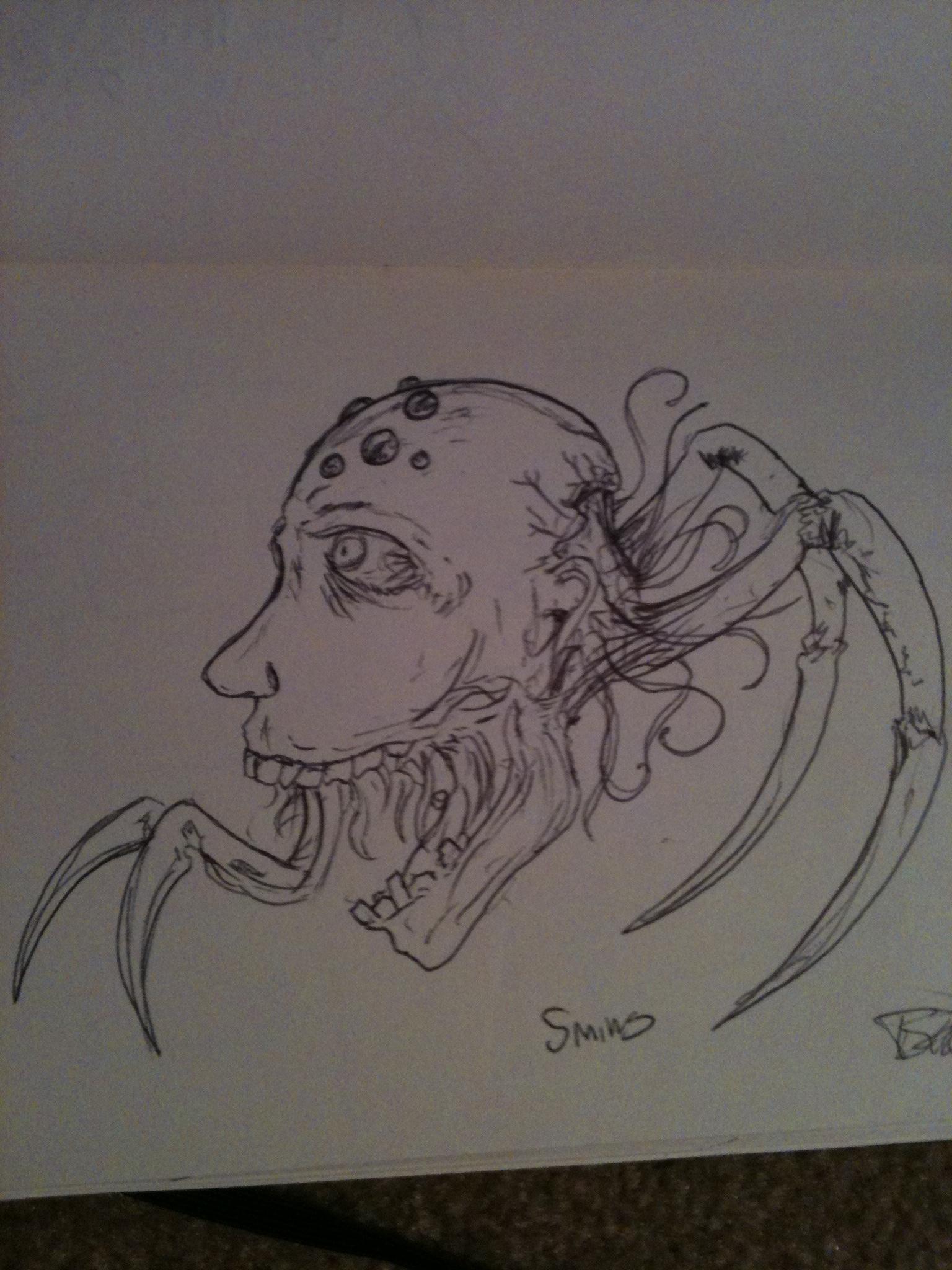 Head Scuttler