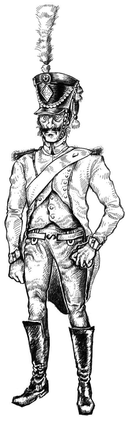 French Soldier V2