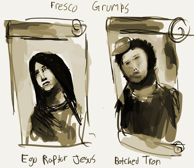 Fresco Grumps
