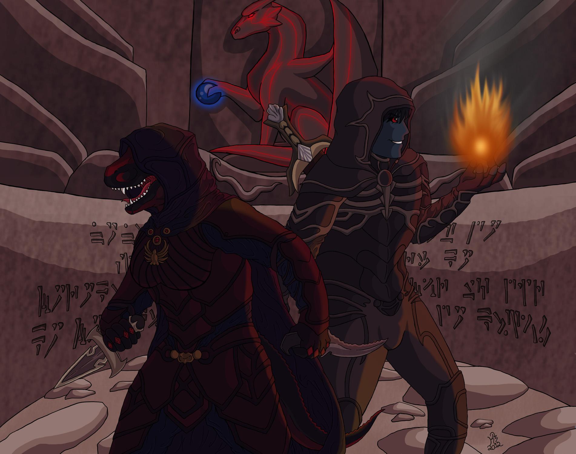 Dovahkiin Assassins