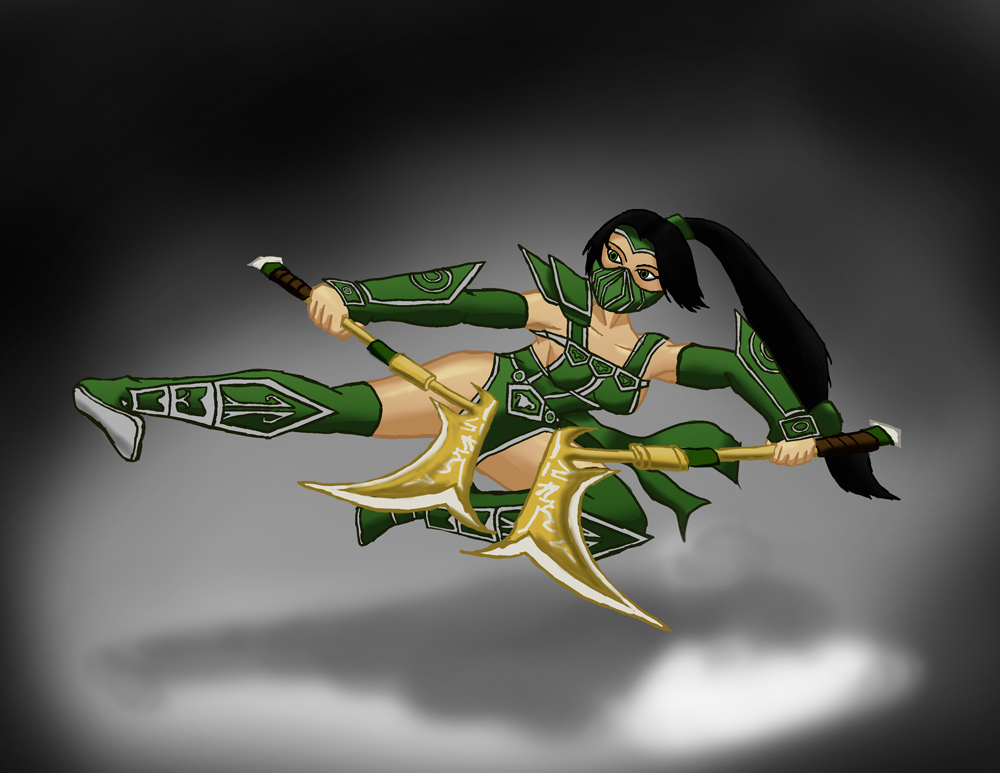 Akali The Fist of Shadow