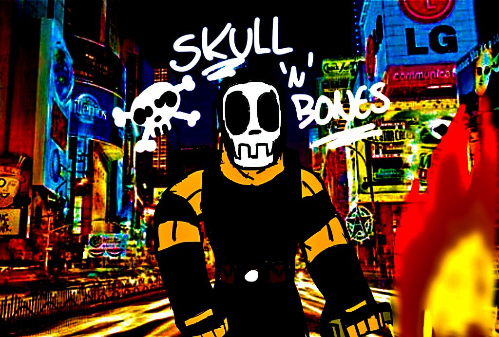 Skull 'N' Bones