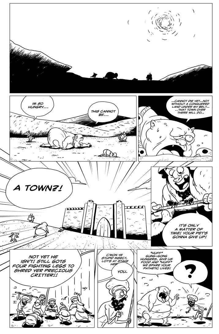 Shitworth the Goblin page 1