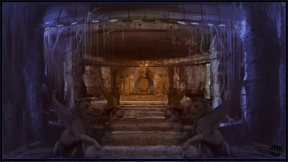 Andulas - Androcles Throne