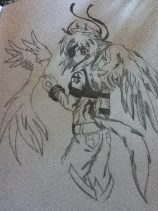 Seiko the werewolf