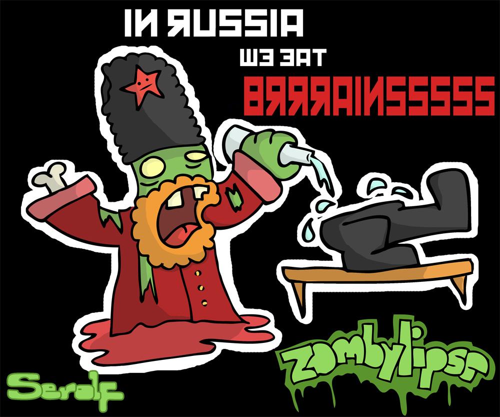 Brains in russia