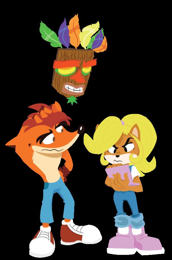 Crash& Coco