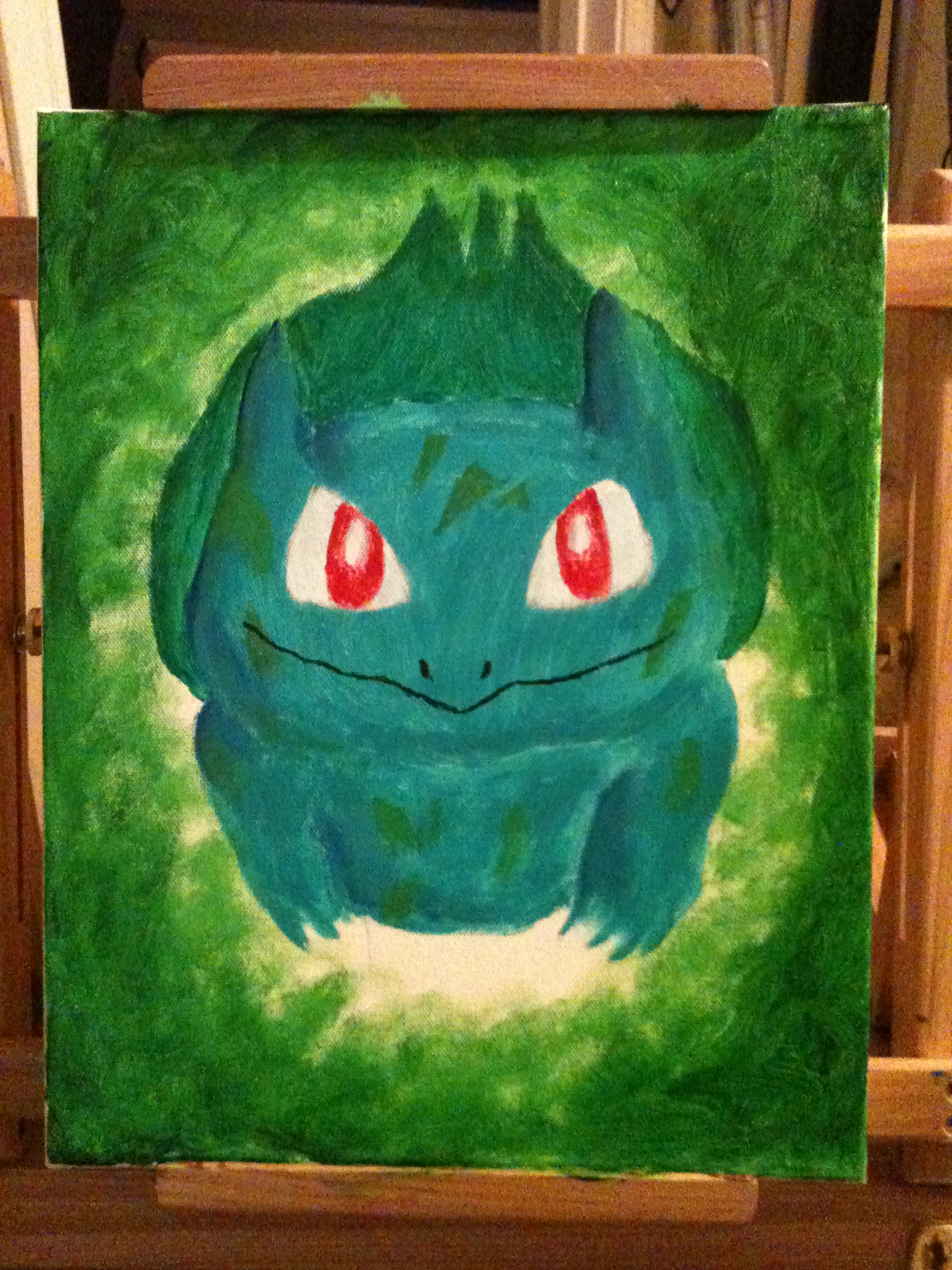 Bulbasaur Comission