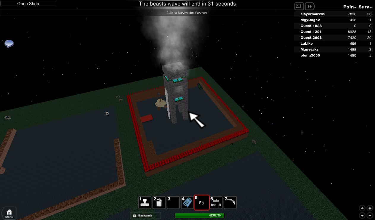 my roblox fort mk3