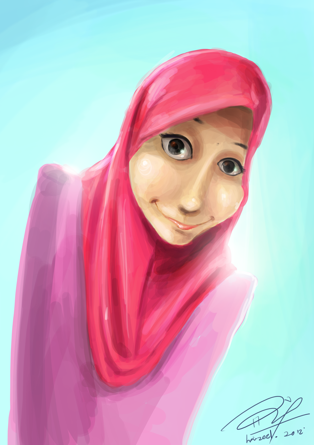 Pinkish Farah