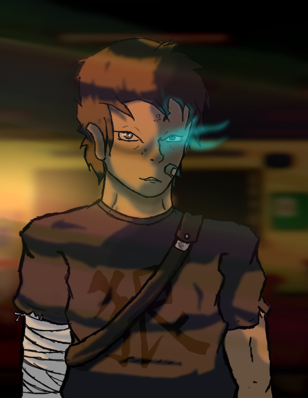 Generic Anime Man