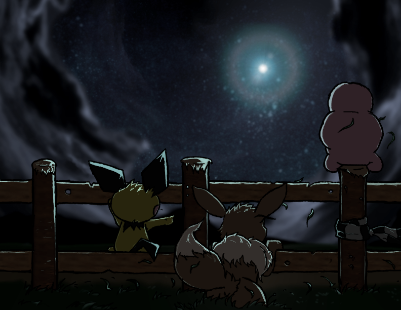 Some Nights (PB! Fanart)