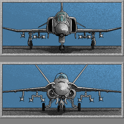 XVG - Phantom/Hornet