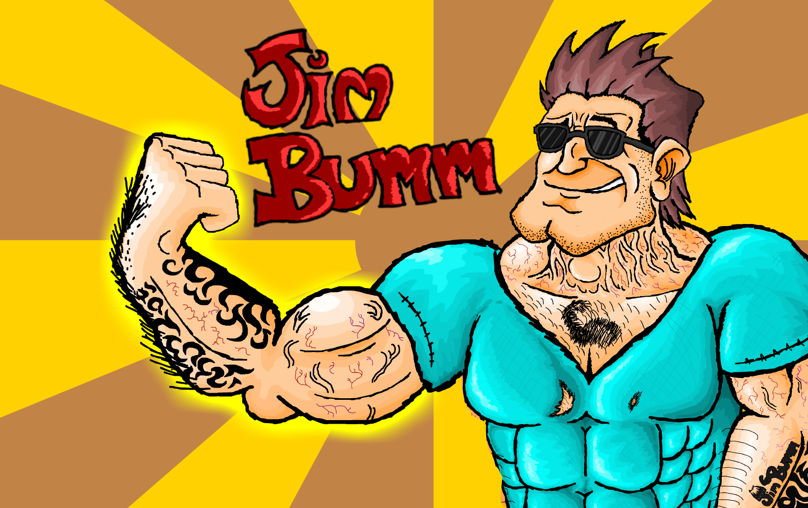 Jim Bumm banner picture