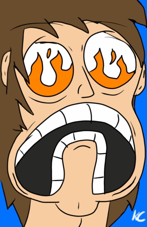 My Xbox Rage Face