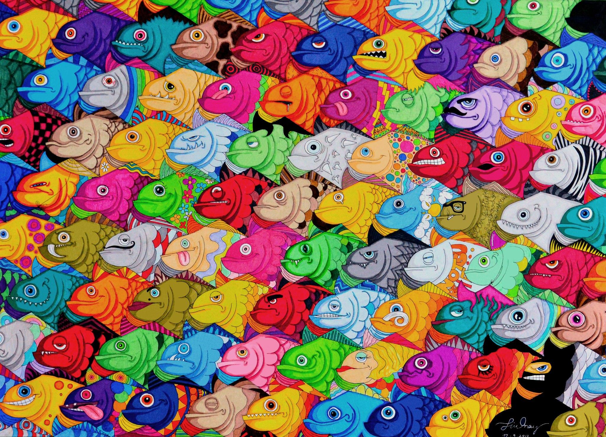 Bipolar Fish