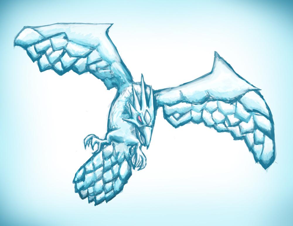 Anivia, the Cryophoenix