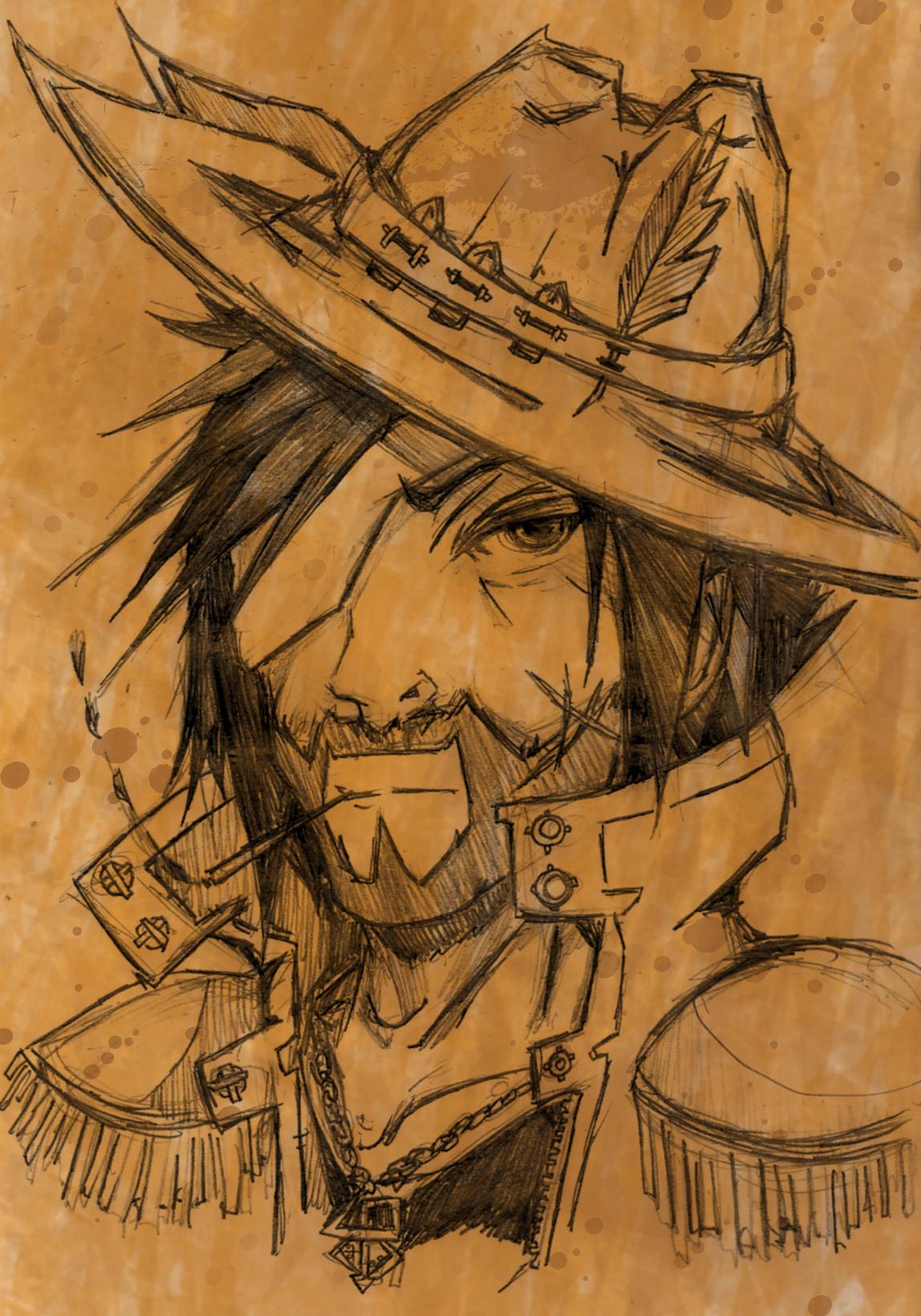 Doodle Cowboy