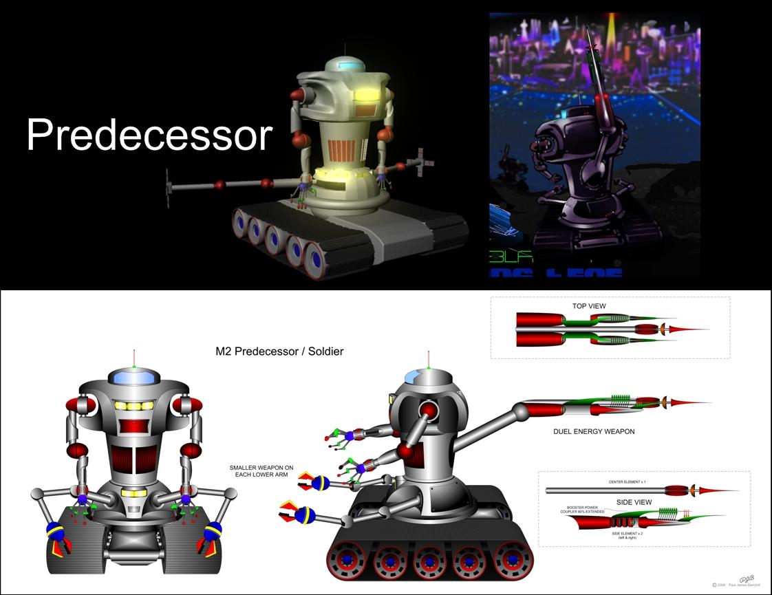 Zenithoid concepts
