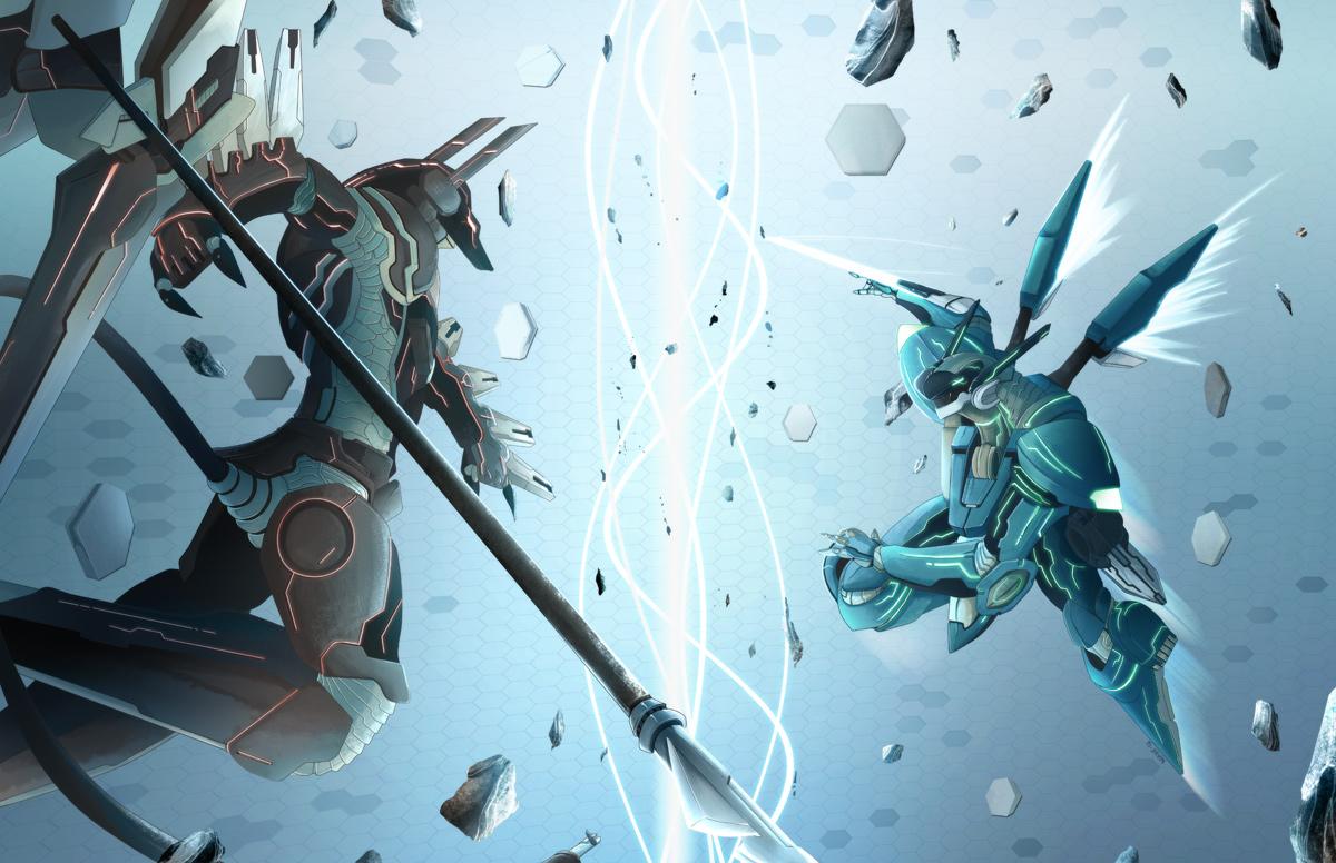 Anubis vs Jehuty