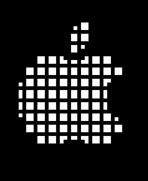 8-bit apple