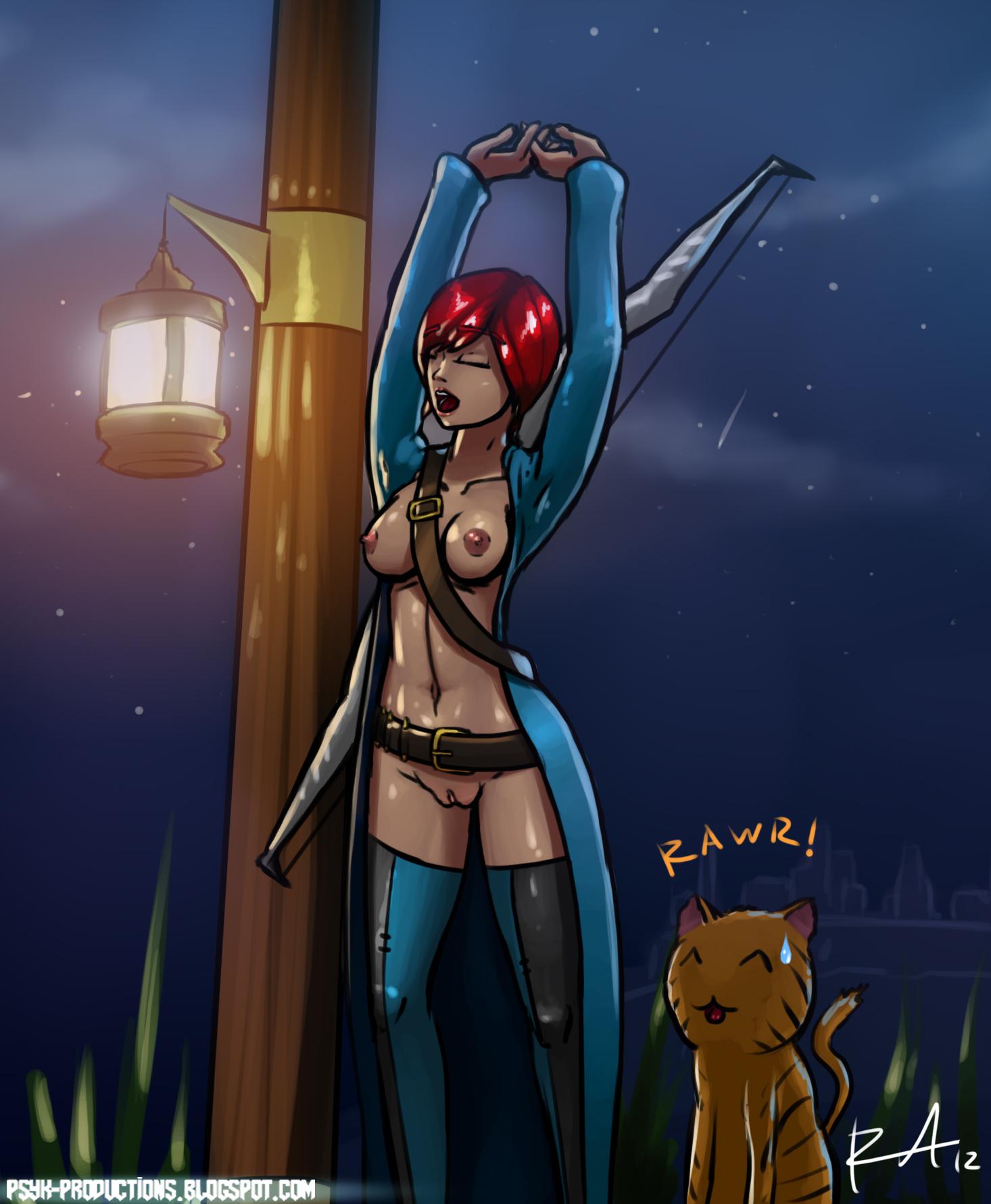 Zinnyah, my GW2 character