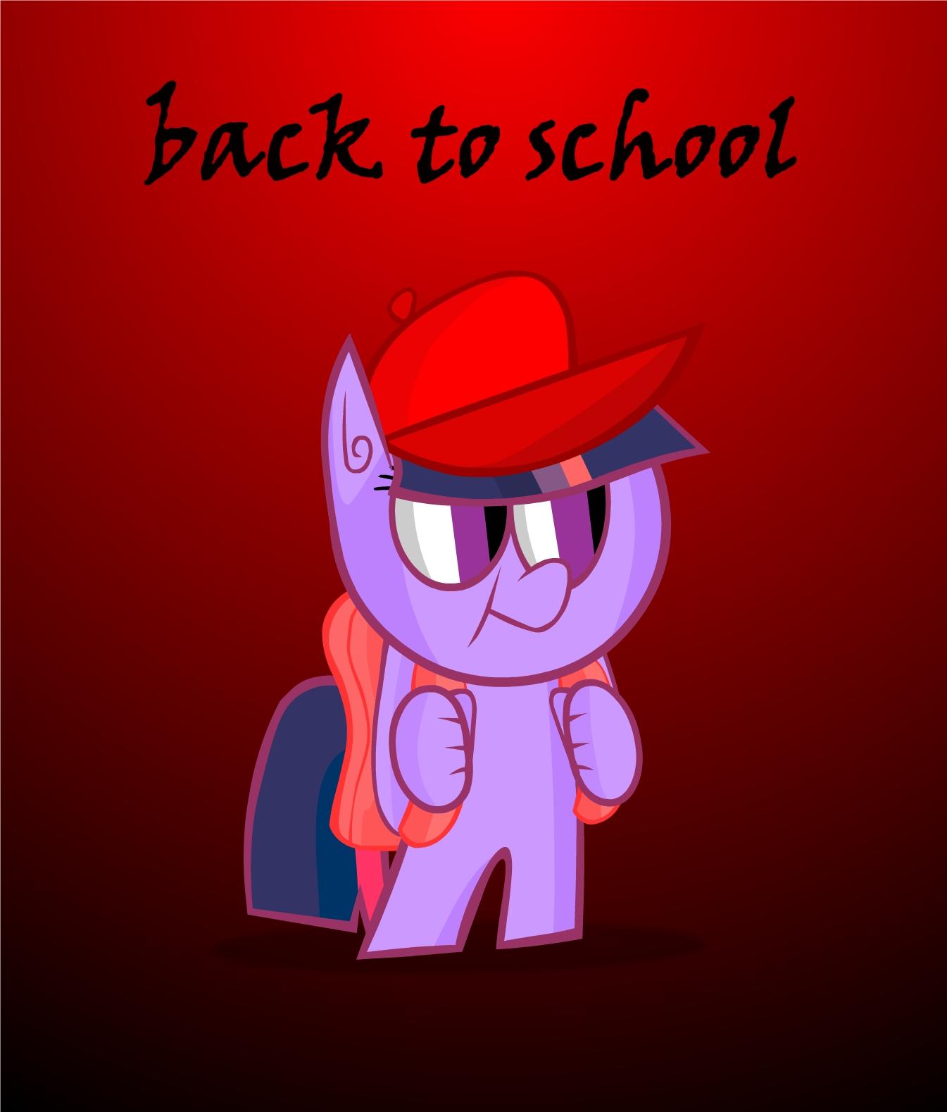 Going back to school twilight?