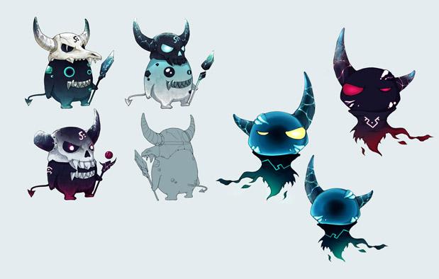 Demon Guards