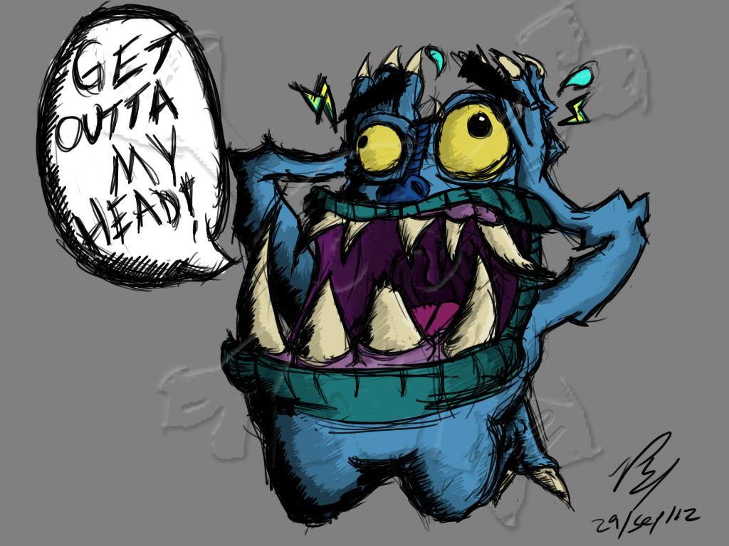 Get Outta My Head!!!