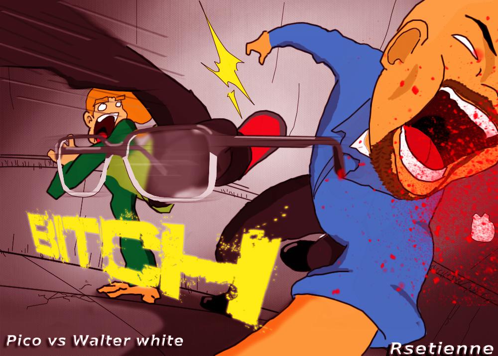 Pico vs Walter White