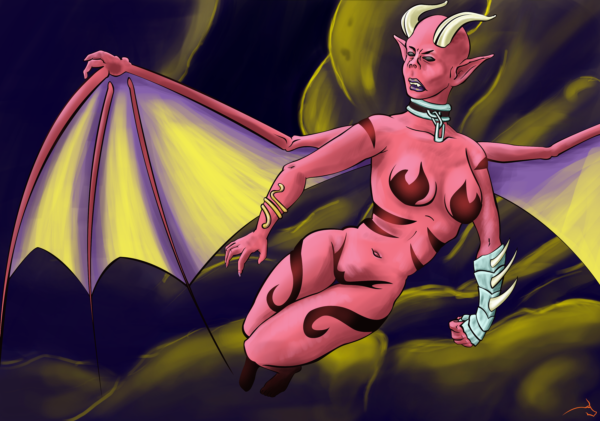 CHoW 56 Succubus